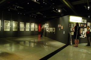 The exhibition 'A Million Rooms of Yearning. Sex in Hong Kong' by Para/Site's exhibition at Sheung Wan Civic Centre.